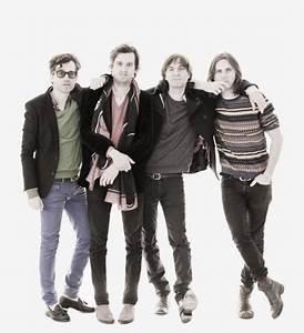 Four Parisian Boys With Brotherly Love
