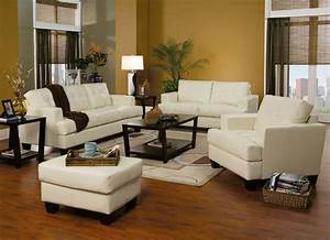 Contemporary modern leather upholstered living room sofa for Houzz living room furniture