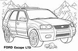 Coloring Ford Race Escape Sheet Ecolorings Px Resolution Kb sketch template