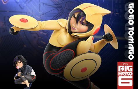 Big Hero 6 Character Images Featuring Baymax And Hiro