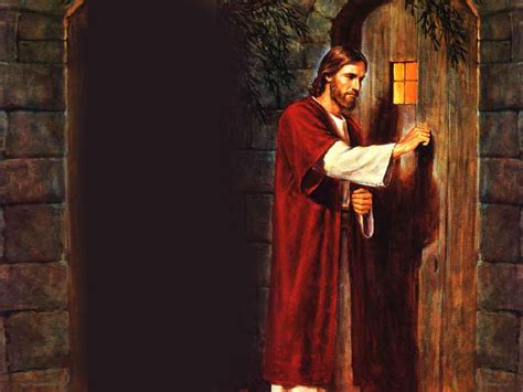 jesus knocking at the door 167 i stand at the door and knock bartimaeus place