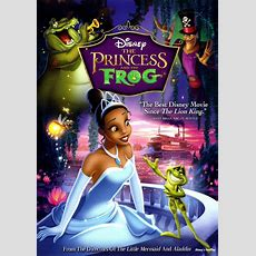 The Princess And The Frog (2009)  Posters — The Movie Database (tmdb