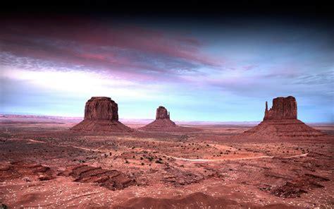 Landscape Of Beautiful Desert Rock Beauty Free Wallpapers