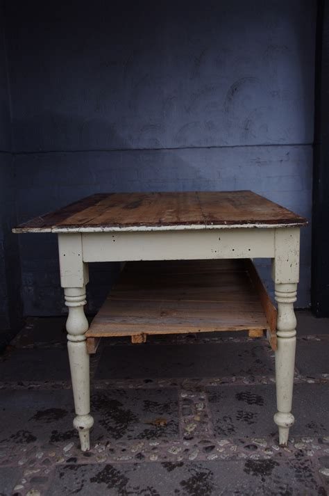1880?s rustic kitchen work table   Stalking Cat ? Antiques