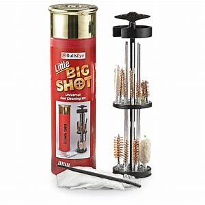 Little Big Shot Gun Cleaning Kit
