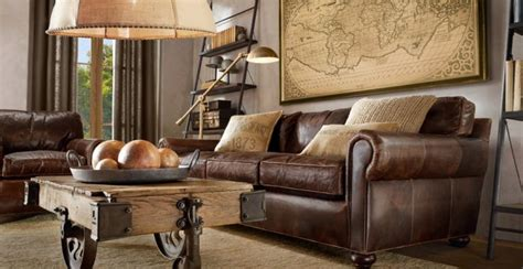 Living Room Ideas With Brown Leather Sofa by 16 Brown Living Room Charming Interior Designs Founterior