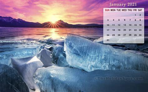 Month wise Calendar Wallpapers of 2021 | 1080p HD Calendar ...