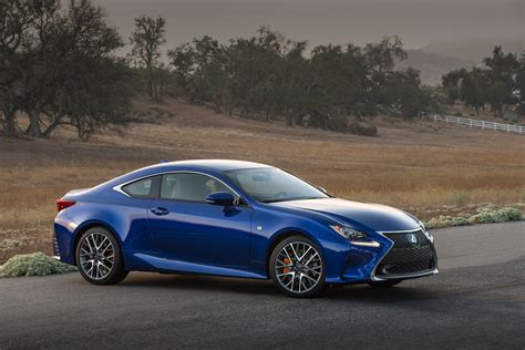 lexus sports car rc 2016 bmw 4 series vs 2016 lexus rc compare cars