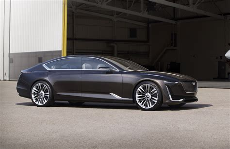 cadillac escala concept revealed previews future design