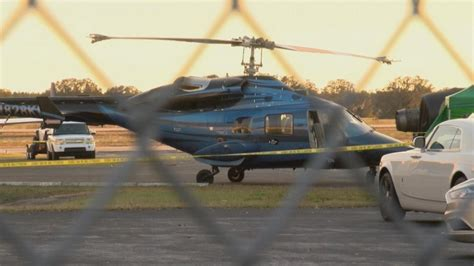 Florida man decapitated by helicopter
