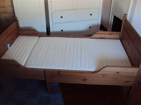 Ikea Sundvik Bett by Ikea Sundvik Extendable Bed With Matress Solid Pine For