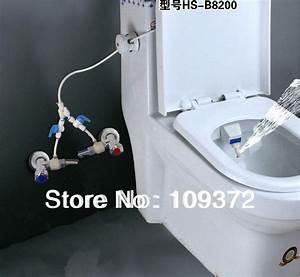 Wc Bidet Kombination : freies verschiffen wc bidet kombination blau und wei hygenic bio bidet dusche neue artikel zum ~ Watch28wear.com Haus und Dekorationen