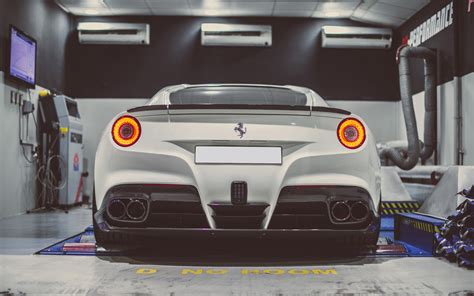 Pp Performance Custom F12berlinetta Based On Ferrari