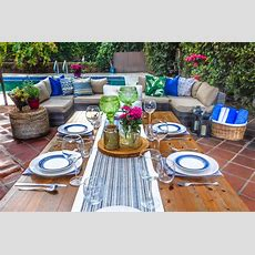 8 Budgetfriendly Diys For Your Deck Or Patio Hgtv's