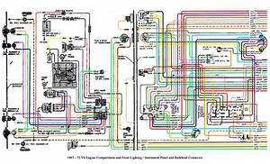 1966 C10 Chevy Truck Wiring Diagrams