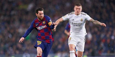 Barcelona vs. Real Madrid: Cuándo, dónde y por qué canal ...