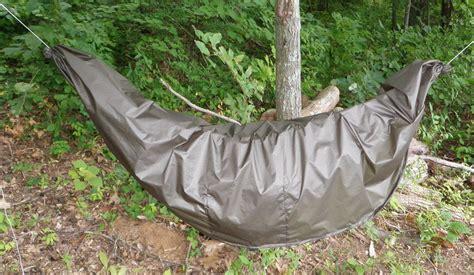 hammock gear underquilt molly mac gear box ultralight waterproof gear hammock