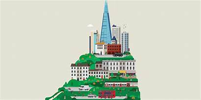 Transport Strategy London Mayor Hall Vision Plan