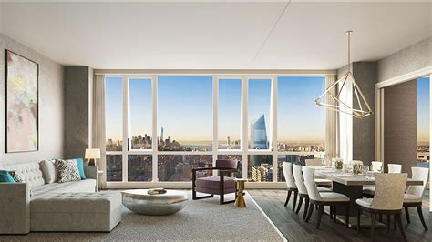 Apartment In Manhattan by Manhattan View At Mima 460 West 42nd Nyc Condo