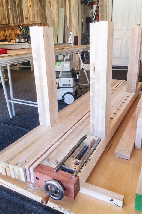 david barron furniture customer roubo workbench bench