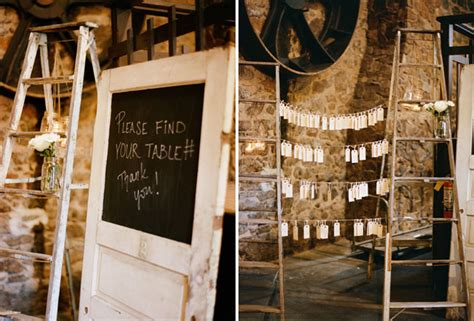Handmade Fall Barn Wedding