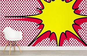 20 Photos Pop Art Wallpaper for Walls