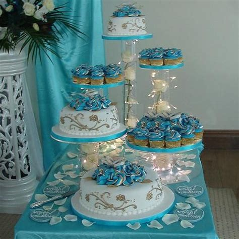 tier clear acrylic cupcake cake stand en
