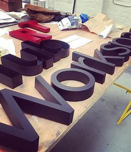 metal 3d letters 3d sign makers goodwin goodwin With 3d metal letters