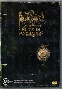 ALICE IN CHAINS - Music Bank (The Videos) (DVDs) | Rare ...