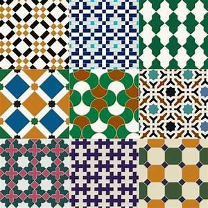 Papier Peint Motif Geometrique : papier peint seamless islamique motif g om trique ~ Dailycaller-alerts.com Idées de Décoration