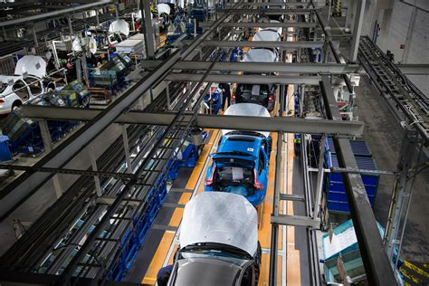 volvo cars starts production    volvo