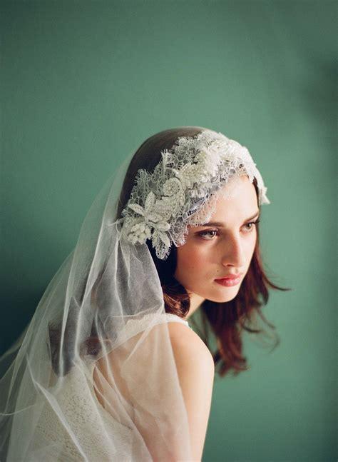 Juliet Cap Veils Chic Vintage Brides