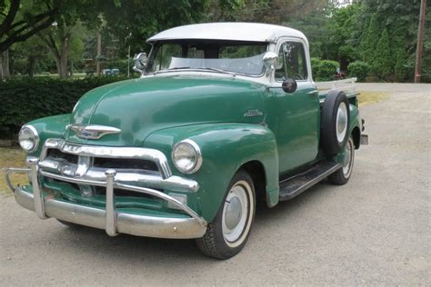 Two Tone Trucks by 1954 Chevrolet Two Tone Truck