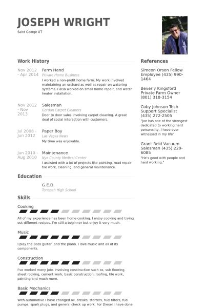 stunning dairy farm manager resume contemporary resume