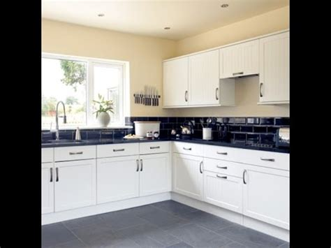 black white  gray kitchen design youtube