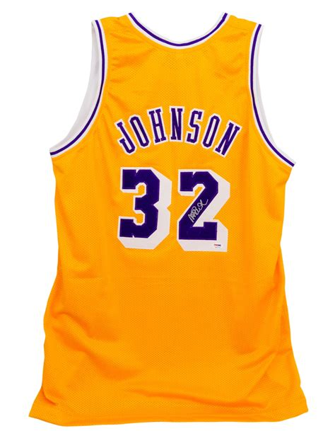 Come check out the lakers gear below for great gift ideas. Lot Detail - Lot of 12 Magic Johnson Signed Lakers Home ...