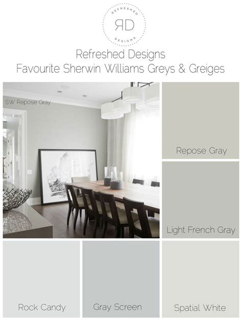 the 25 best sherwin williams gray ideas on pinterest