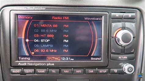 audi navigation plus audi mmi navigation plus review