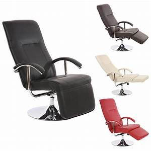 Relaxsessel Rot Leder : relaxliege relaxsessel apia ii kunstleder braun creme schwarz rot ebay ~ Markanthonyermac.com Haus und Dekorationen