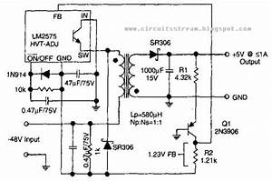Best Telecom Converter Circuit Diagram