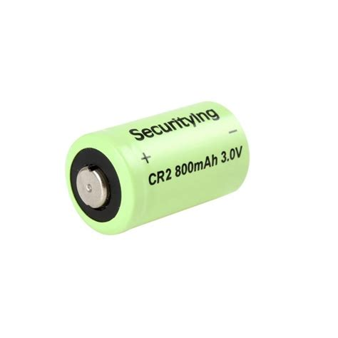Pile Lithium Rechargeable Pile Cr2 Rechargeable 800mah