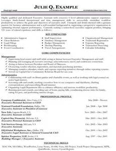 functional executive resume template word resume sles types of resume formats exles and templates