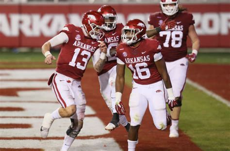 Arkansas Football: 3 hot takes from comeback win over ...