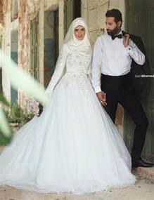 abaya mariage saudi arabia muslim wedding dress 2016 sleeve arabic wedding gown satin gown