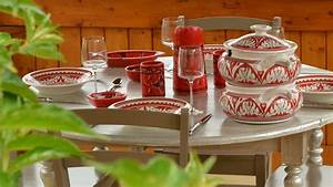 Assiette A Couscous : yodeco service couscous nejma rouge ~ Teatrodelosmanantiales.com Idées de Décoration