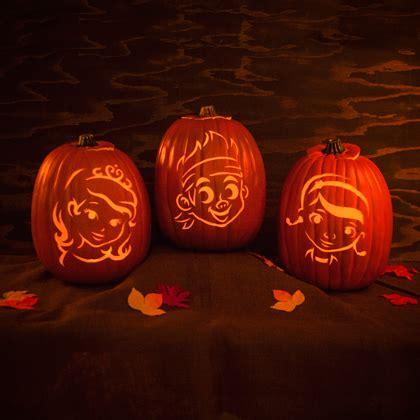 easy pumpkin carving ideas  halloween disney family