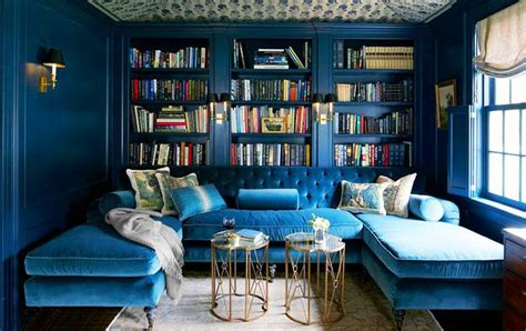 Best 25+ Royal Blue Walls Ideas On Pinterest