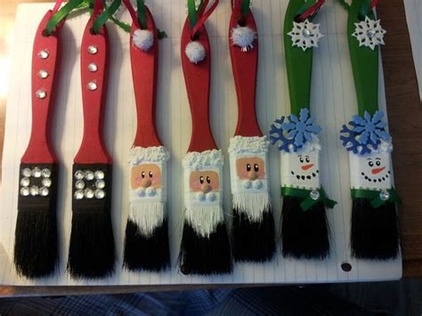 images  paint brush ornaments  pinterest