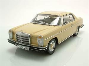Modellauto Bausatz 1 8 : mercedes 8 strichachter coupe w115 1973 gelb ~ Jslefanu.com Haus und Dekorationen