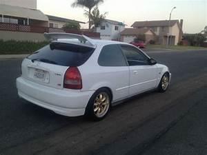 Buy Used Jdm 2000 Honda Civic Dx Ek Hatchback     Clean